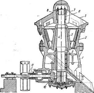 Работа конусной дробилки в Гудермес дробилка для щебня цена в Энгельс